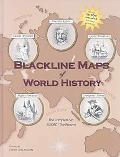 Blackline Maps of World History The Complete Set 5000bc-present
