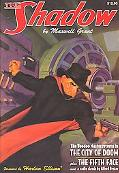 Shadow Volume 10, The City of Doom and the Fifth Face Bouns Radio Script the Immortal Murder...