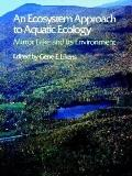 Ecosystem Approach to Aquatic Ecology