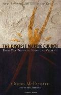 Disciple-Making Church From Dry Bones to Spiritual Vitality