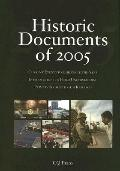 Historic Documents of 2005