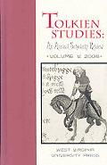 Tolkien Studies: An Annual Scholarly Review, Vol. 5