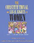 Constitutional And Legal Rights of Women Cases in Law And Social Change