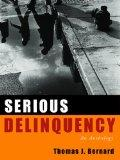 Serious Delinquency: An Anthology