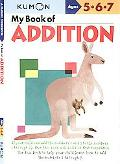 My Book Of Addition Ages 5-6-7