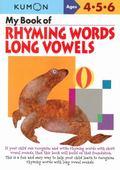 My Book of Rhyming Words: Long Vowels