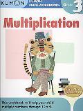 Grade 3 Multiplication: Kumon Math Workbooks