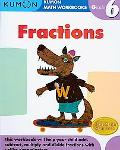 Grade 6 Fractions: Kumon Math Workbooks