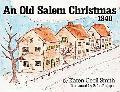 An Old Salem Christmas, 1840