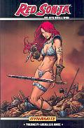 Red Sonja: She Devil with a Sword Vol. IV
