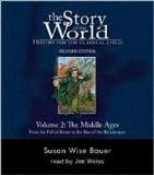 The Story of the World: History for the Classical Child, Volume 2 Audiobook: The Middle Ages...