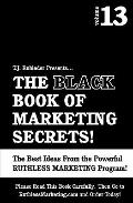 The Black Book of Marketing Secrets, Vol. 13