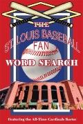 The St. Louis Baseball Fan Word Search