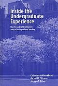 Inside the Undergraduate Experience The University of Washington's Study of Undergraduate