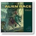 Alien Race Visual Development of an Original Intergalactic Adventure