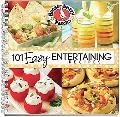 101 Easy Entertaining Recipes Cookbook
