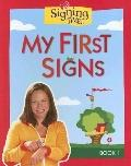 Book 1: My First Signs - Board Book