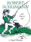 Robert Schumann and Mascot Ziff