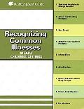 Recognizing Common Illnesses in Early Childhood Settings