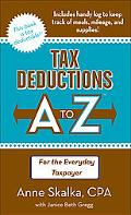 Tax Deductions A to Z For the Everyday Taxpayer