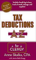 Tax Deductions A to Z for Clergy