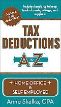 Tax Deductions A to Z for Home Office & Self-Employed