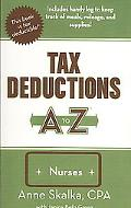 Tax Deductions A to Z for Nurses