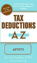 Tax Deductions A to Z for Artists
