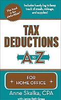 Tax Deductions a to Z for Home Office