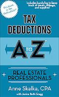 Tax Deductions a to Z for Real Estate Professionals