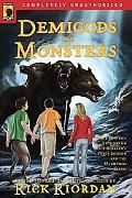 Demigods and Monsters: Your Favorite Authors on Rick Riordan's Percy Jackson and the Olympia...