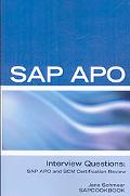 Sap Apo Certification Review Sap Apo Interview Questions, Answers, and Explanations