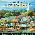 Karen Brown's New England, 2009: Exceptional Places to Stay & Itineraries
