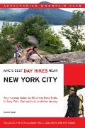 AMC's Best Day Hikes Near New York City: Four-season Guide to 50 of the Best Trails in New Y...