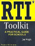 Rti (Response to Intervention) Toolkit A Practical Guide for Schools