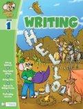 Smart Alec Grade Grd-1 Writing Wipe-Off Workbook (Smart Alec Series Educational Workbooks)