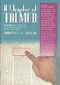 A Chapter of Talmud