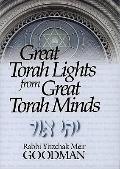 Great Torah Lights from Great Torah Minds : Beraishis