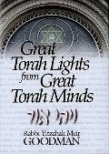 Great Torah Lights from Great Torah Minds : Shemos