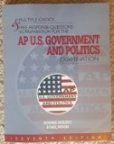 MULTIPLE-CHOICE & FREE-RESPONSE QUESTIONS IN PREPARATION FOR THE AP U.S. GOVERNMENT & POLITI...