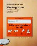 Letters and Numbers Kindergarten Teacher's Guide (Handwriting Without Tears)