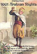 Stories from 1001 Arabian Nights: Aladdin, Sinbad, Ali Baba, and Others