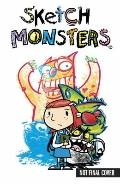 Sketch Monsters Book 1: Escape of the Scribbles : Escape of the Scribbles
