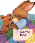Time for Bed: A Baby Bunny Board Book