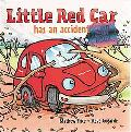 Little Red Car has an Accident