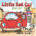 Little Red Car Plays Taxi