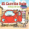 El Carrito Rojo trabaja de taxi (Spanish Edition)