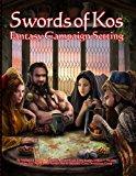 Swords of Kos Fantasy Campaign Setting (Color)