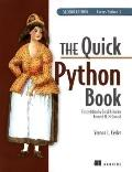 The Quick Python Book: activemq