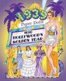 1939 Hollywood's Golden Year Paper Dolls
